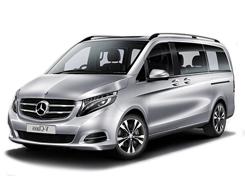 Mercedes V class Avantgarde