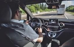 About us - luxury van drive