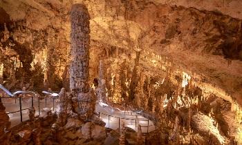 ljubljana to postojna cave
